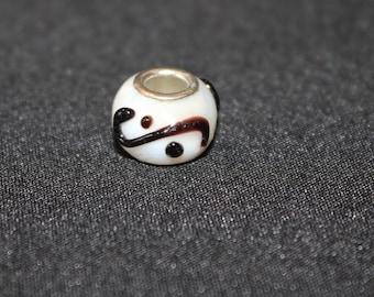 1 PCs - Murano glass / handmade Lampwork European beads