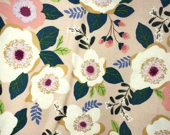Floral High Waist Bloomers