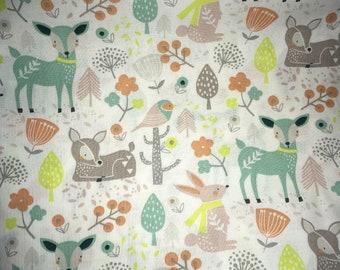 Birds/Bunnies/Deer High Waist Bloomers