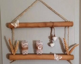 Hanging Driftwood