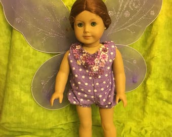 "Fantastical Fairy 18""doll Costume"