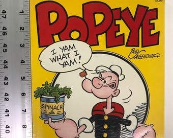 Popeye; The First Fifty Years