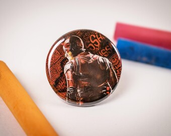 Daredevil Button