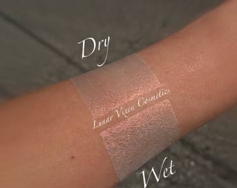 Iridescent copper Highlighter   Vegan   Cruelty Free
