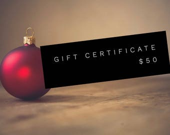 Dogwood Lane Designs Co Gift Certificate