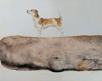 The Jack Russell and The Whale