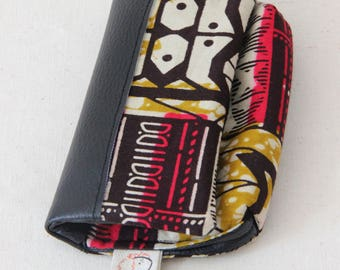 Tobacco - Maasai - leather and Wax