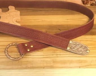 Celtic Ring Long Belt