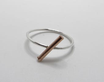 Copper slash ring