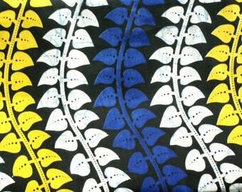Fabric African Wax Ref S61
