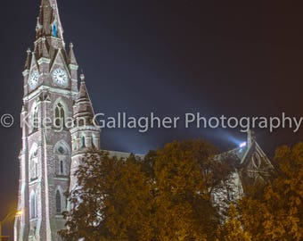 St. Peters Cathedral at Night