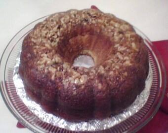 Wilmot's Yum Yum Rum Cake