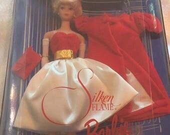 Silken Flame Barbie *NEVER OPENED*
