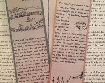 The Chronicles of Narnia, The Magician's Nephew Bookmarks