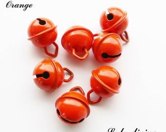 Bell 15 mm / 15 mm Bell: Orange
