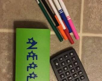 Slide Pencil Case