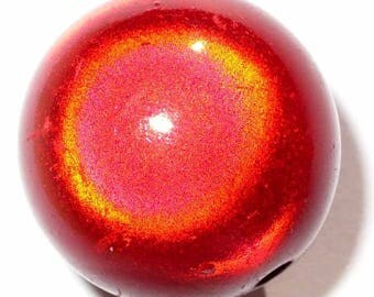 1 Pearl 20mm red magical, MAG20ROU 3D effect