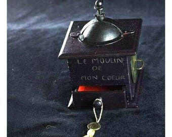 Wood coffre grinder/wood coffre grinder original/style/jewelry box/Key box