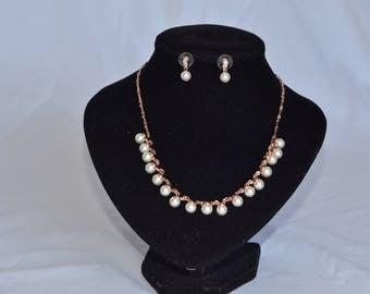 Alexandra's vintage inspired Jewelry Set
