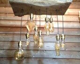 hanging led filament