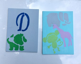 Personalized Initials