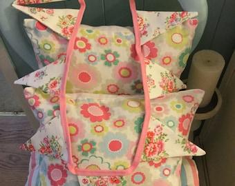 Bunting made using Cath Kidston Cranham fabric