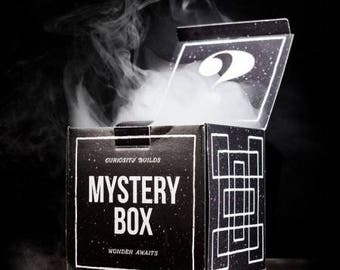 Mystery box! Wonder Awaits! Just buy one or buy months at a time Subscription Box Available