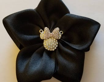 Disney Minnie Mouse Ribbon Flower Bow