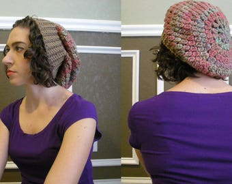 Over-sized Slouchy Hat