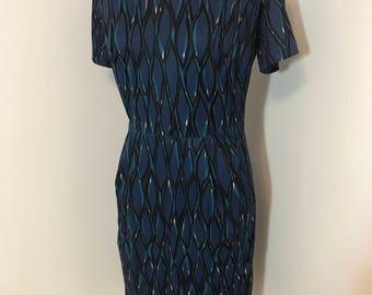 Vintage 1960s shift dress