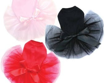 Dog Tutu in 3 Colors