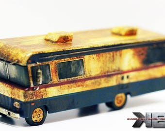 1:64 Rust junkyard Model