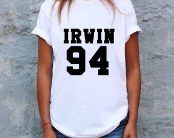 Ashton Irwin Irwin 94 5SOS Style T-shirt SW53
