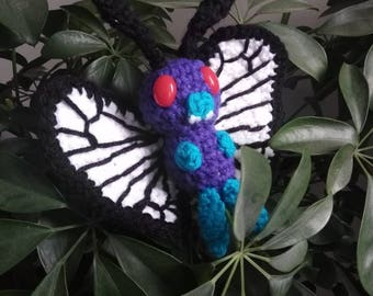 Butterfree Doll