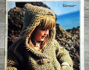 All 156 - baby knitting magazine and children (Vintage)