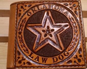 Men's Leather Wallet
