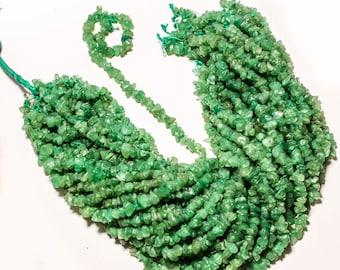 NATURAL GREEN JADE gemstone beads,making necklace , bracelets