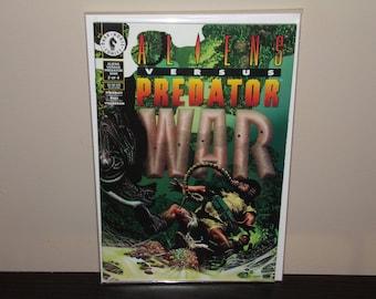 Aliens versus Predator War   Dark Horse Comics