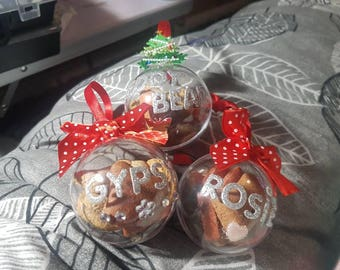 Personalised treat boubles  for any of your furry friends