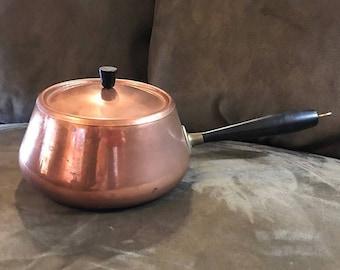 Vintage Spring Switserland Culinox Series Fondue Pot