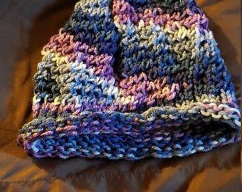 One Of A kind Crochett Hat
