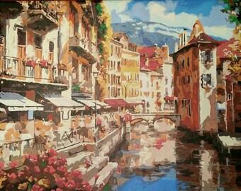 Arno River Digital Download
