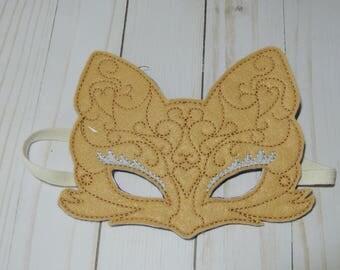Girly Fox Mask
