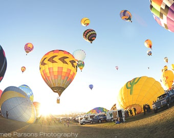 International Balloon Fiesta 2017 - Print 1
