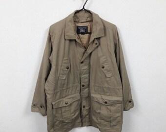 Vintage Burberry's Long Jacket