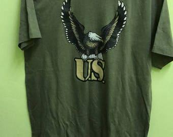 Vintage US Eagle tee