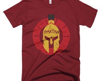 Spartans 3 Short-Sleeve T-Shirt