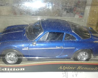 Alpine Renault 1600s Maisa Special Edition 1/18