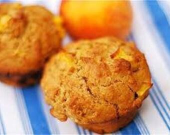 Easter giftshomemade morning glory muffinshomemade easter giftshomemade peach muffingluten free peach muffinsugar free peach muffin negle Gallery