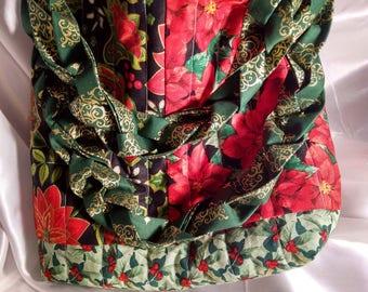 Christmas Tote/ Gift Bag
